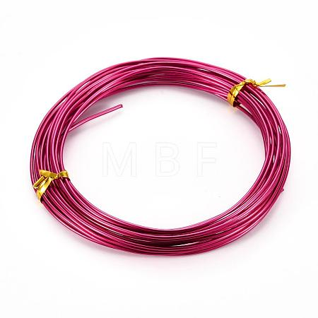 Aluminum Craft Wire AW-D009-0.8mm-10m-03-1