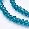 Handmade Glass Beads GR6MMY-69-3
