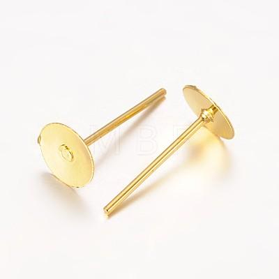 Iron Ear Stud FindingsE013-G-1