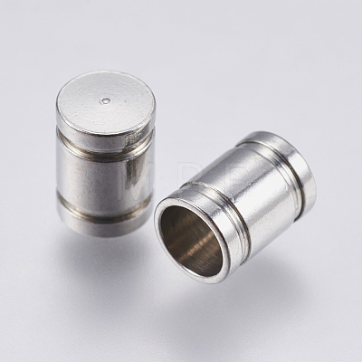 304 Stainless Steel Cord End CapsSTAS-F139-060P-5mm-1