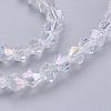 Glass Beads StrandsEGLA-S056-04-3