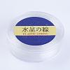Japanese Round Elastic Crystal StringEW-G007-02-1mm-3