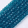 Handmade Glass Beads GR6MMY-69-1