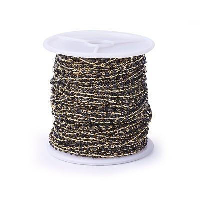 Handmade Enamel Beaded ChainsCHC-P007-F01-1