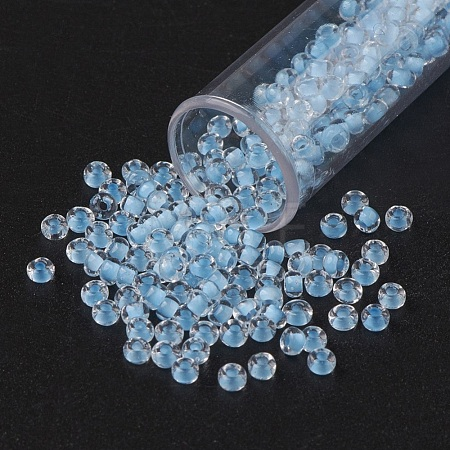 FGB 11/0 Transparent Glass Seed BeadsX-SEED-N001-D-217-1
