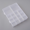 Polypropylene(PP) Bead Storage ContainerCON-WH0072-01-1